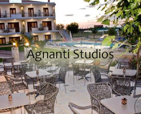 Taxi transfers to Agnanti Studios