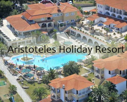 Taxi transfers to Aristoteles Holiday Resort