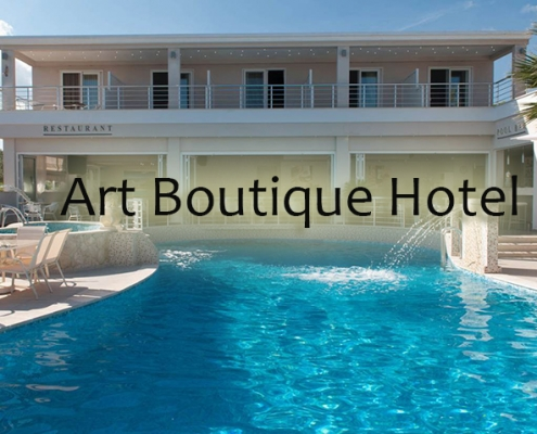 Taxi transfers to Art Boutique Hotel