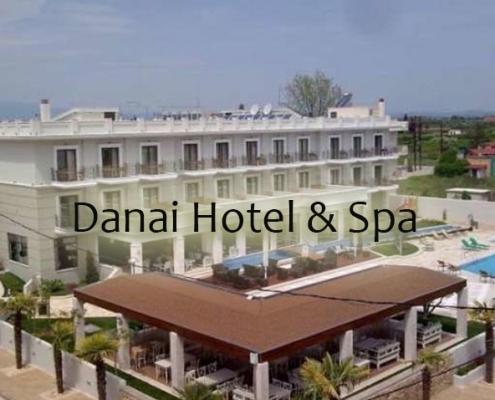Taxi transfers to Danai Hotel & Spa
