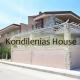 Taxi transfers to Kondilenias House