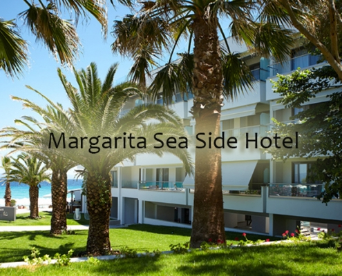 Taxi transfers to Margarita Sea Side Hotel