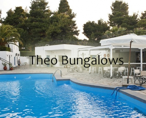 Taxi transfers to Theo Bungalows