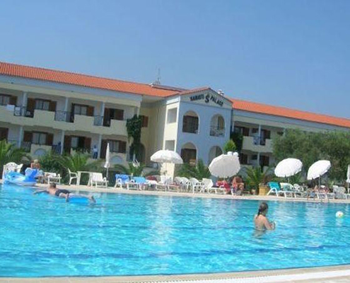 Tresor Sousouras Hotel airport taxi transfers