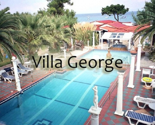 Taxi transfers to Villa George