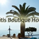 Taxi transfers to Afitis Boutique Hotel