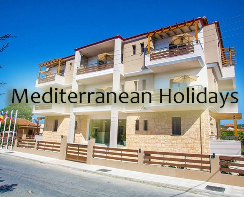 Taxi transfers to Mediterranean Holidays