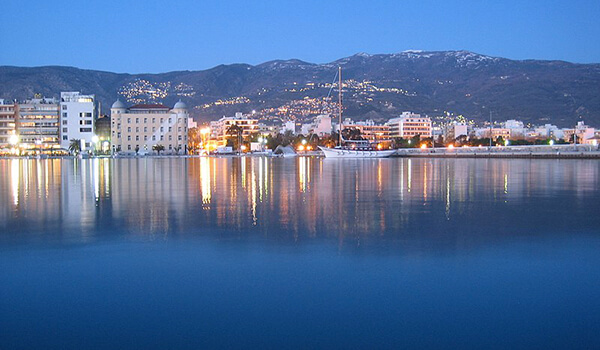 taxi transfers to Volos